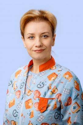 Беличкина Людмила Юрьевна